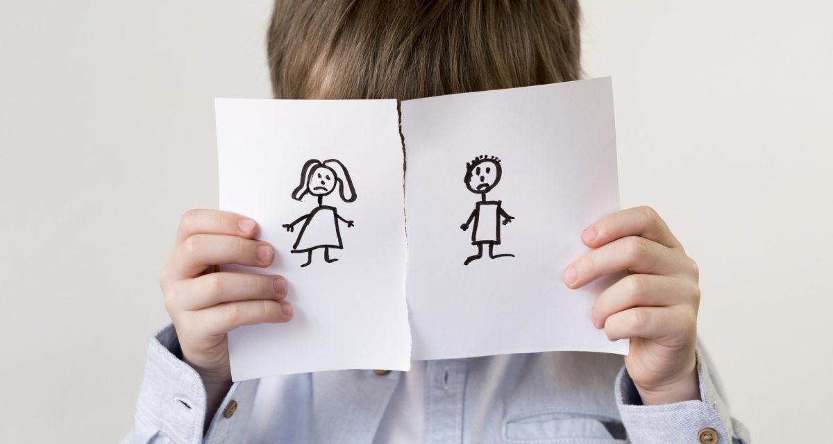 Barnefordeling ved samlivsbrudd